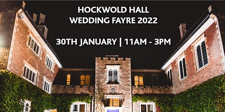 Norfolk Wedding Fayre 2022: Hockwold Hall tickets
