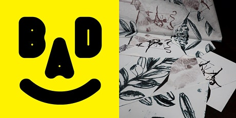 BAD PRINTS! Unconventional Lithography tickets