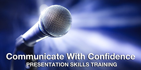 Communicate With Confidence: Public Speaking Workshop, Melbourne tickets