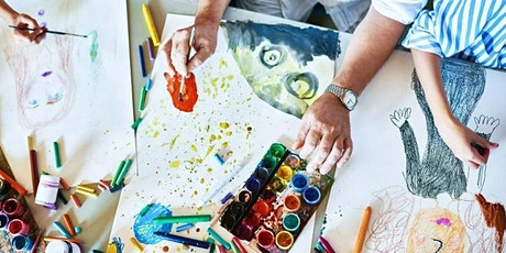 Intro to Healing with Art Therapy tickets