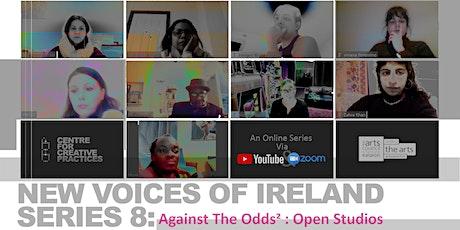 CFCP New Voices of Ireland 4: Nasrin Golden & Iordanis Sidiropoulos tickets