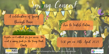 Music in Springtime - Virtual Spring Concert tickets