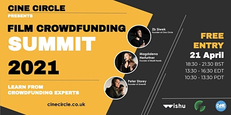 Global Film Crowdfunding Summit tickets