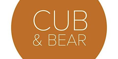 CUB & BEAR: TUESDAYS @ THE VINEYARD - PARENT & CHILD POP-UP tickets