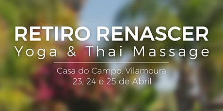 Retiro Yoga & Thai Massage bilhetes