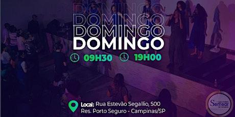 CELEBRAÇÃO DA FAMÍLIA (MANHÃ)- 09h30   Igreja Batista Semear tickets