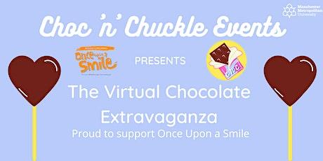 The Virtual Chocolate Extravaganza tickets