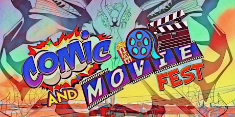 COMIC AND MOVIE FEST FALMOUTH 2021 tickets