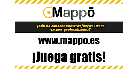 Street Escape gratis Alicante tickets