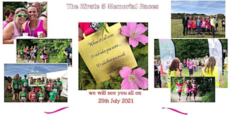 The Kirste 5 Memorial Race July 2021 tickets