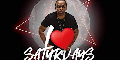 I Love Saturdays w/ The Mashout King DJ Skillz tickets