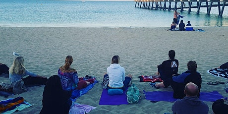 New Moon Beach Meditation tickets