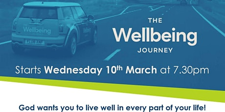 The Wellbeing Journey tickets