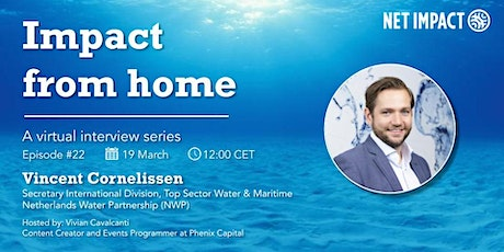 Impact From Home #22 | Clean Water & Sanitation: Less than 10 years to go tickets