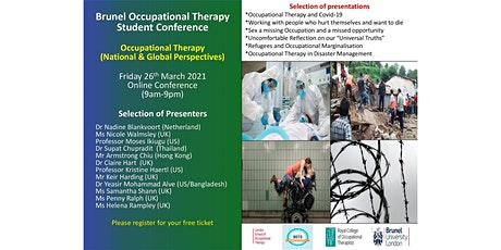 Brunel OT Conference 2021 tickets