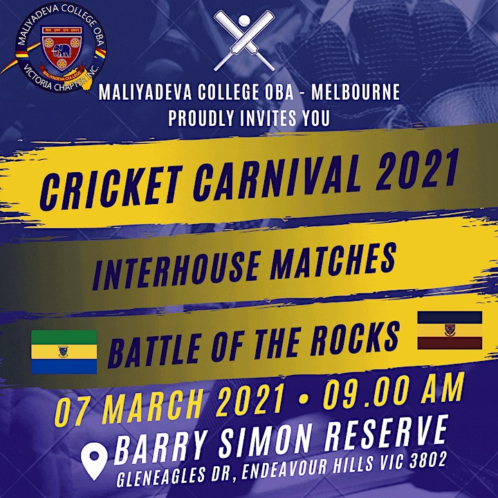 Cricket Carnival 2021 image