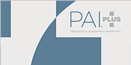 PAI - Plus version (2 hour Webinar on the Plus scales) boletos