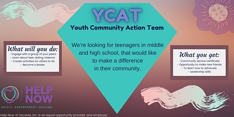 Youth Community Action Team tickets