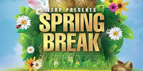 Spring Break Field Day tickets