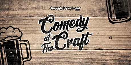 Comedy at The Craft 2021 tickets