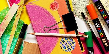 Creative Sketchbooks - Make Your Own Sketchbook tickets