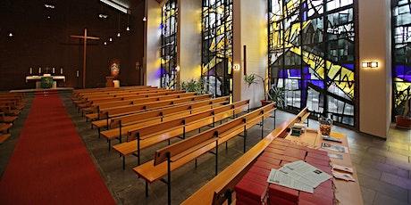 Gottesdienst mit  Verabschiedung von MilPfr. Martin Benker um 10:00 Tickets