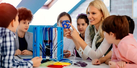 3D Printing and Design Thinking tickets