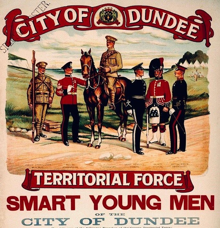 Dundee Waterfront Walks-guided city history  in the museum quarter image