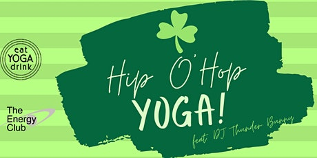 Outdoor Hip O'Hop Yoga tickets