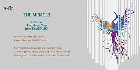 The Miracle, A Persian Love Story tickets