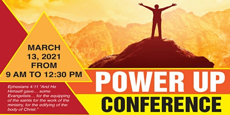 Power Up Conference - Make Evangelism A Daily Lifestyle Not Just An Event! tickets