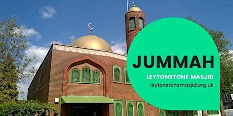1st JUMMAH (12.45) MARCH 5TH tickets