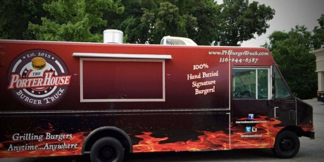 Porter House Burger Truck @ Cork and Grind tickets