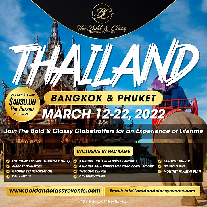 The Thailand Experience image