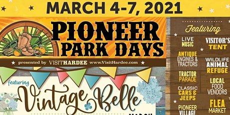 Pioneer Park Days tickets
