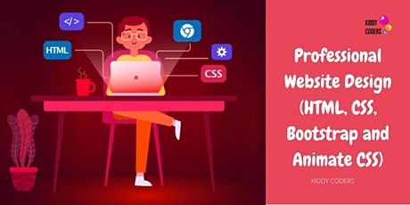 Professional Website Design (HTML, CSS, Bootstrap and Animate CSS) tickets