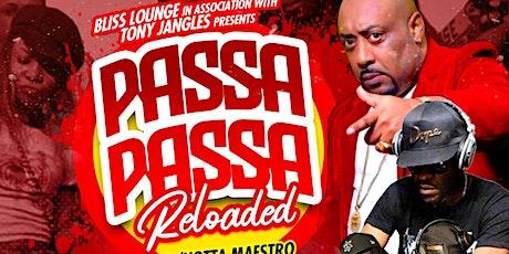 Passa Passa Reloaded w/ Hotta Maestro tickets
