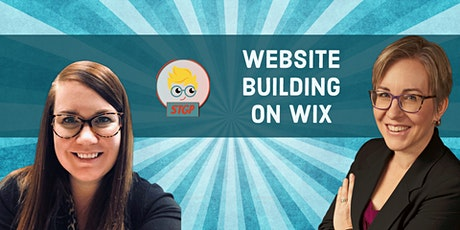 Website Building on WIX tickets