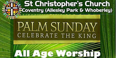 Palm Sunday All Age Service tickets