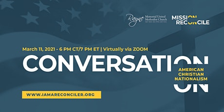 Conversation On American Christian Nationalism tickets