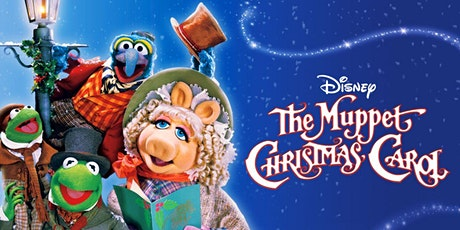 The Great Christmas Drive-In Cinema Night - Muppet Christmas Carol tickets