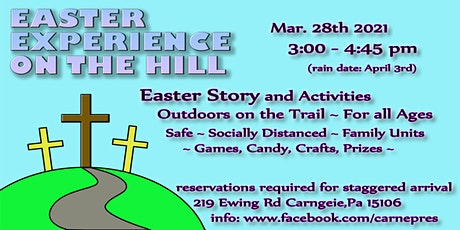 Easter Experience on the Hill tickets