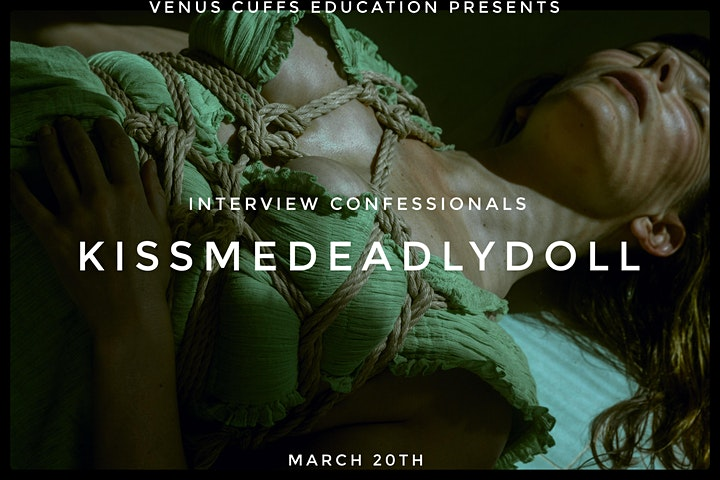 Interview Confessionals Featuring KissMeDeadlyDoll image
