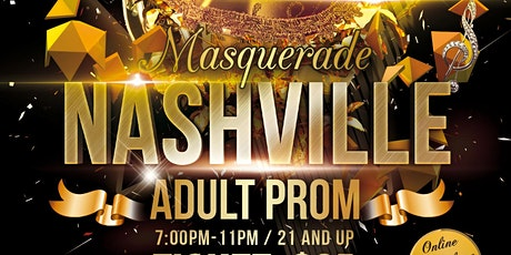 Nashville Adult Prom tickets