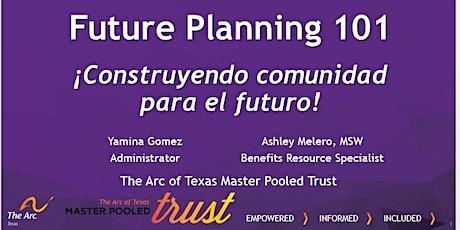 Sesión 3 - Planificación Futura 101: Construyendo comunidad para el futuro entradas