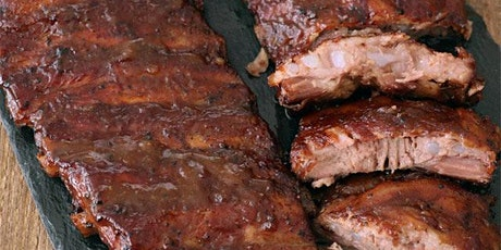 TAKEOUT DINNER - BABY BACK RIBS!! tickets