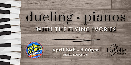 Dueling Pianos with The Flying Ivories - LaBelle Derry tickets