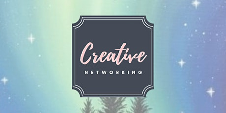 Creative Networking - ONLINE Paint Night with Artist Monique Ra Brent tickets