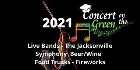Concert on the Green 2021 General Admission Tickets tickets