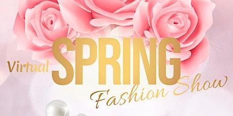 Nilanjo! Virtual Spring Fashion Show tickets